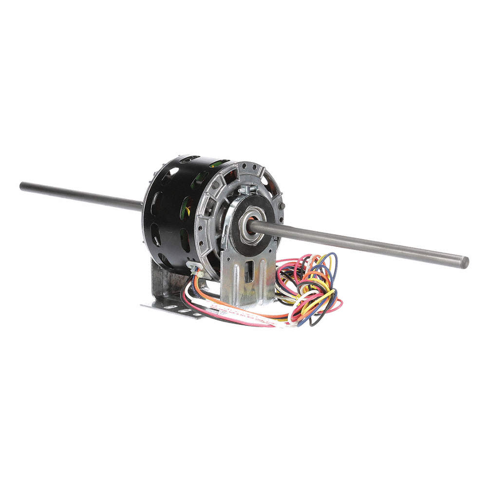 CENTURY 1/10 HP Room Air Conditioner Motor,Shaded Pole,1050 ...