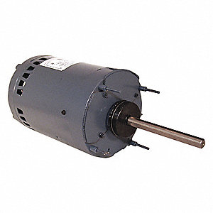 3/4 HP Condenser Fan Motor,Permanent Split Capacitor,825 Nameplate RPM,200-230/460 Voltage,Frame 56Y