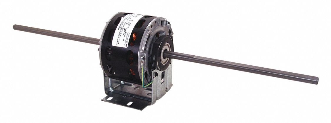 Room Air Conditioner Motor,  1/15, 1/20, 1/25, 1/35 HP,  Permanent Split Capacitor