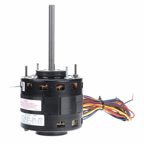 Century 1 5 hp direct drive blower motor permanent split for Furnace brook motors inventory