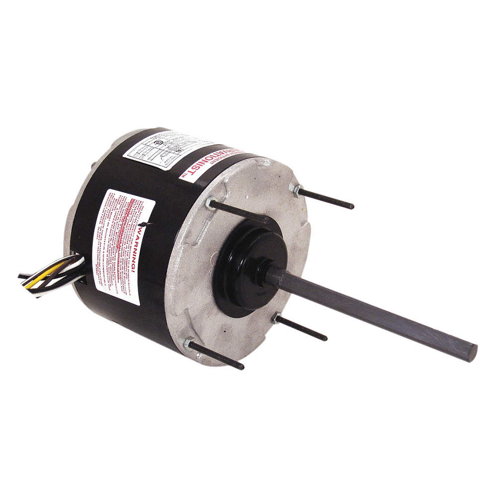 1 3 hp condenser fan motor,permanent split capacitor,1075 nameplate rpm,208 230 voltage,frame 48y 5 wire motor wiring diagram ge condenser fan motor 208 230 volt 1
