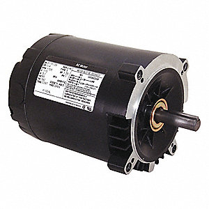 1/4 HP Direct Drive Blower Motor, Split-Phase, 1725 Nameplate RPM, 115 Voltage, Frame 56CZ