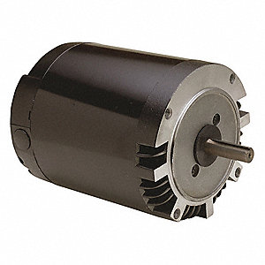 1/3 HP Direct Drive Blower Motor, Split-Phase, 850 Nameplate RPM, 115 Voltage, Frame 56CZ