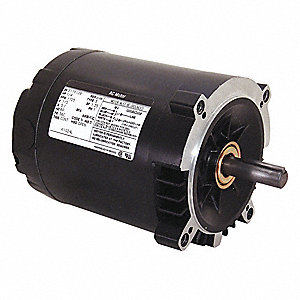 1/3 HP Direct Drive Blower Motor, Split-Phase, 1725 Nameplate RPM, 115 Voltage, Frame 56CZ