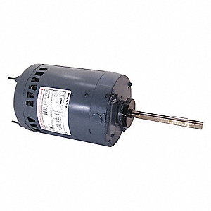 3/4 HP Condenser Fan Motor,3-Phase,1140 Nameplate RPM,200-230/460 Voltage,Frame 56Y