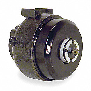 1/300 HP Unit Bearing Motor, Shaded Pole, 1550 Nameplate RPM,115 Voltage, Frame Non-Standard