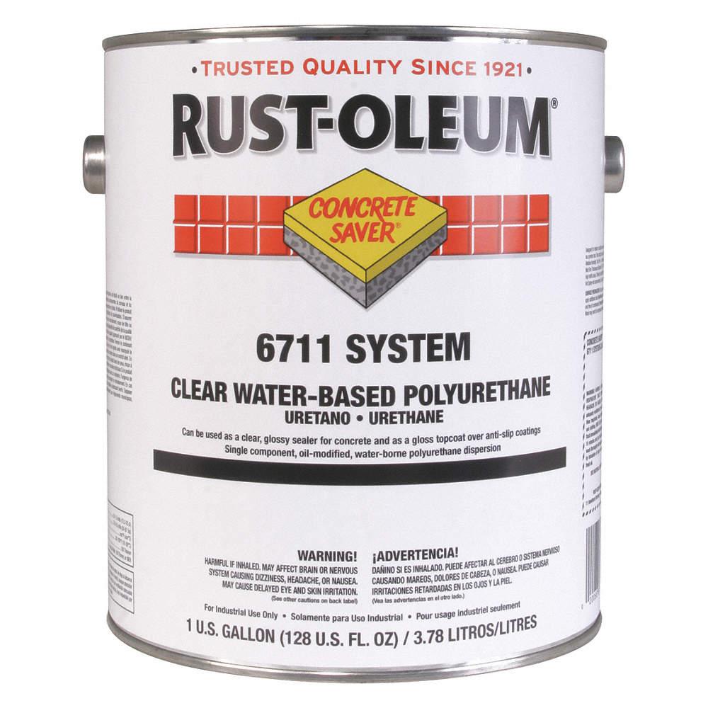 Rust Oleum Waterborne Oil Modified