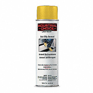 Spray Paint,Safety Yellow,15 oz.