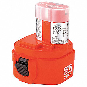 Mforce Battery, 12.0 Voltage, NiCd
