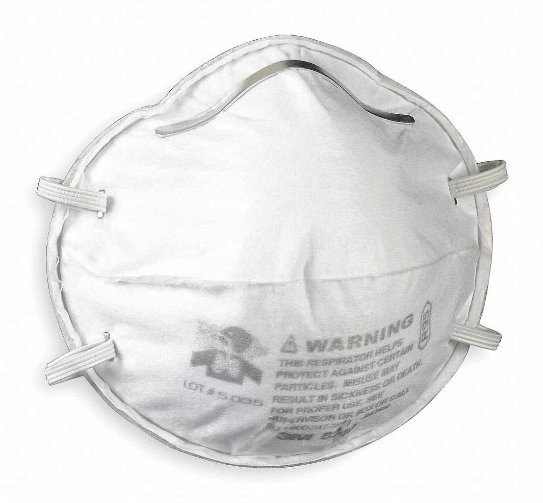 Disposable Pk R95 Universal Molded 20 Respirator