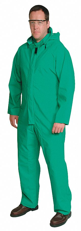 Flame Resistant Rainsuits
