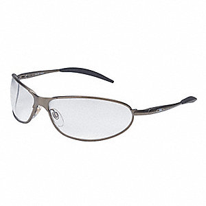 Metaliks™ GT Anti-Fog Safety Glasses, Clear Lens Color