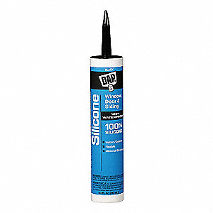 Sealant, Black, 10.1 oz., Tube