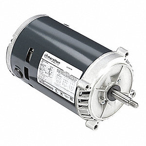 Marathon motors 1 hp jet pump motor 3 phase 3450 for 1 hp jet pump motor