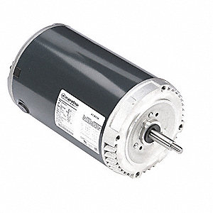 3 HP Jet Pump Motor, 3-Phase, 3450 Nameplate RPM, 208-230/460 Voltage, 56J Frame
