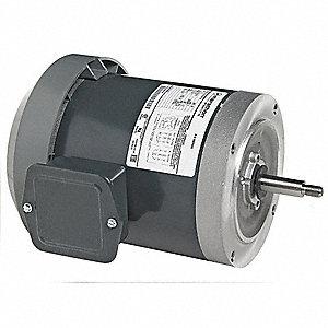 Marathon motors 1 2 hp jet pump motor 3 phase 3450 for 1 hp jet pump motor