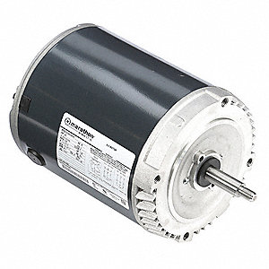 Mtr,3 Ph,3/4 HP,1725,208-230/460,56J,ODP