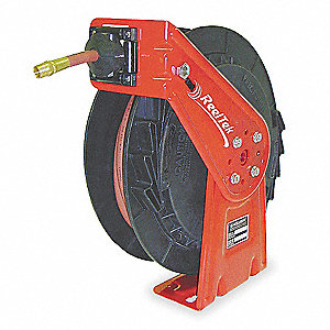 "1/2"", 25 ft. Hose Reel, 300 psi Max. Pressure"