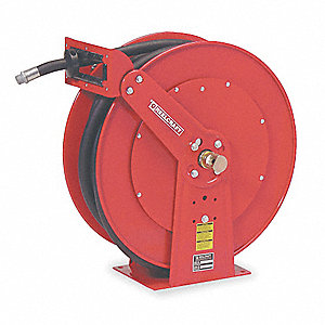 "Hose Reel,1"",50 ft,50 psi"