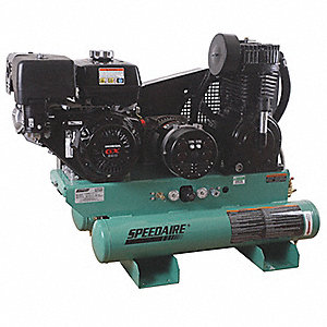 8 gal. Stationary Air Compressor/Generator