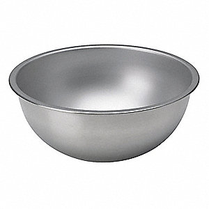 8 qt. Stainless Steel Mixing Bowl