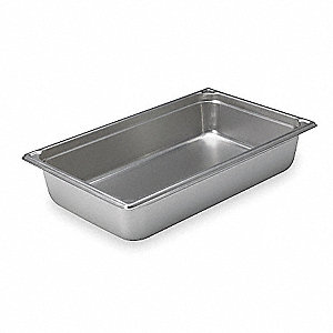 20 Qt. Transport Steam Table Pan
