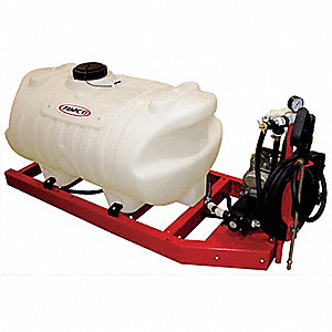 Skid Sprayer,60 gal.