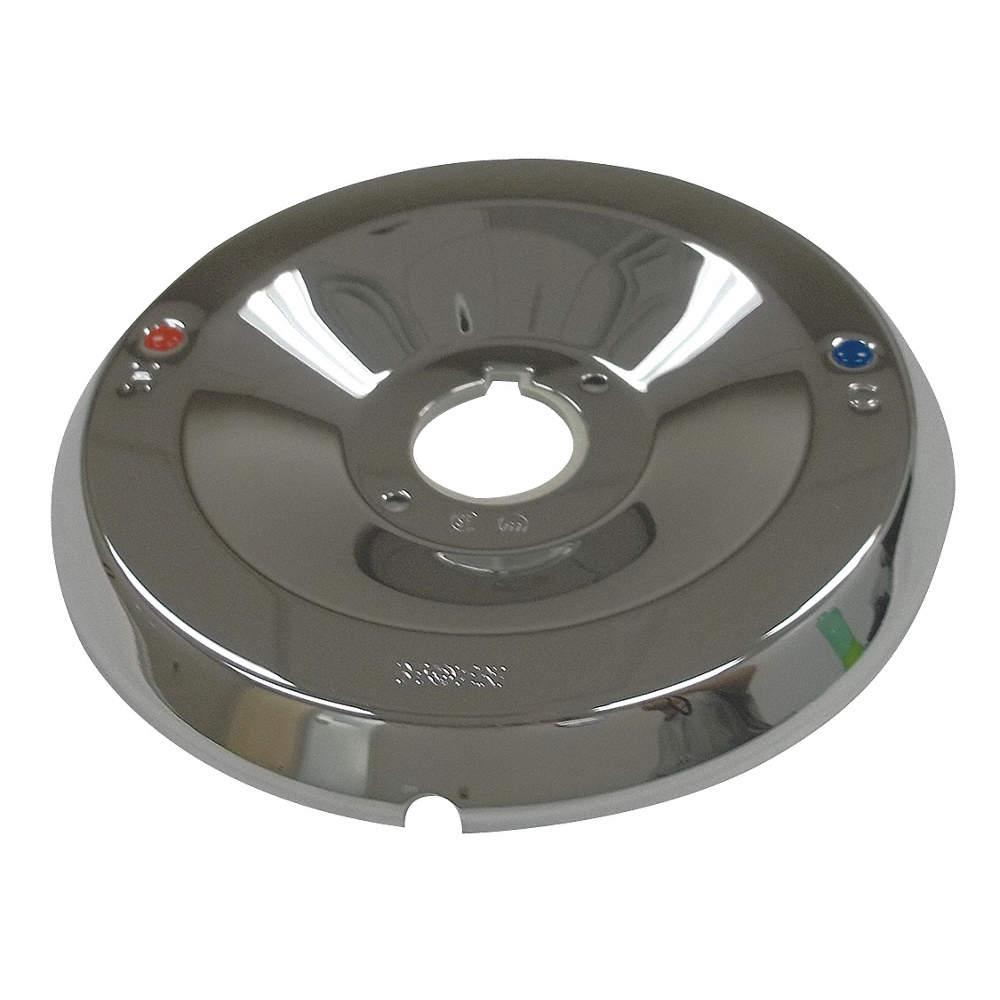 MOEN Escutcheon Plate for Moen Tub Shower Trim - 4NEG9 96885 - Grainger