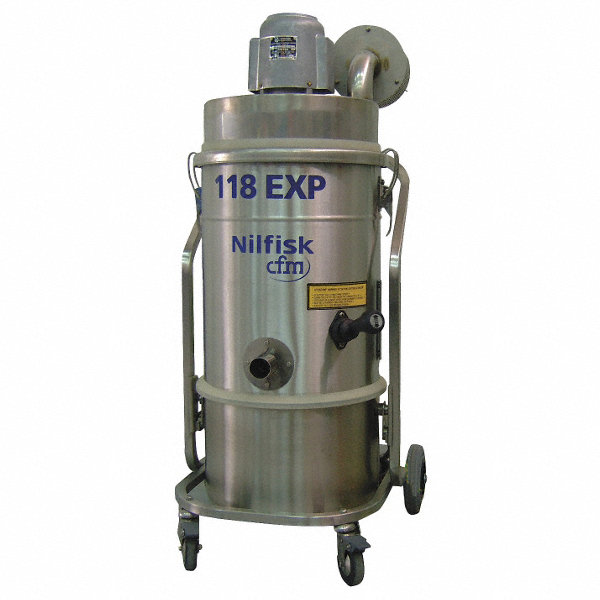 Nilfisk 6 gal industrial series explosion proof dry for General motors extended warranty plans