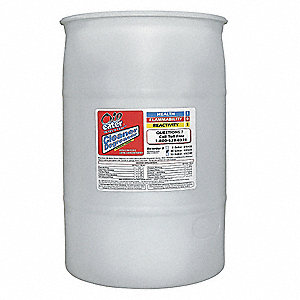 55 gal. Water-Based Cleaner Degreaser, Clear Yellowish