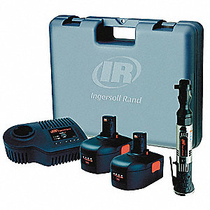 Cordless Ratchet Kit,14.4V,3/8In.,225rpm