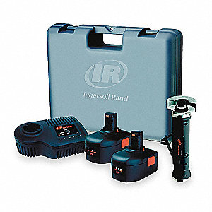 "3"" Cordless Cutoff/Grinder Kit, 14.4 Voltage, 25,000 No Load RPM, Battery Included"