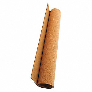 Cork Roll,QuietCork,4.0mm Th,48 Inx66 Ft