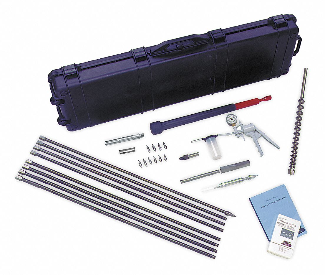 Soil Gas/vapor Probe Kits