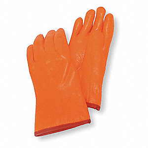 Cold Protection Gloves,L,Pr
