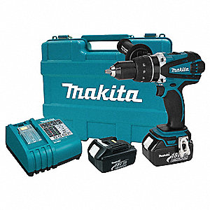 "18V LXT Li-Ion 1/2"" Cordless Drill/Driver Kit, Battery Included"