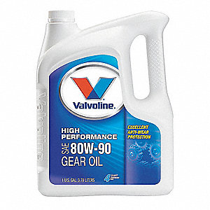 Gear Oil, 1 gal. Container Size