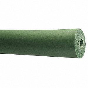 PIPE WRAP INSULATION,2 3/8 IN ID,6