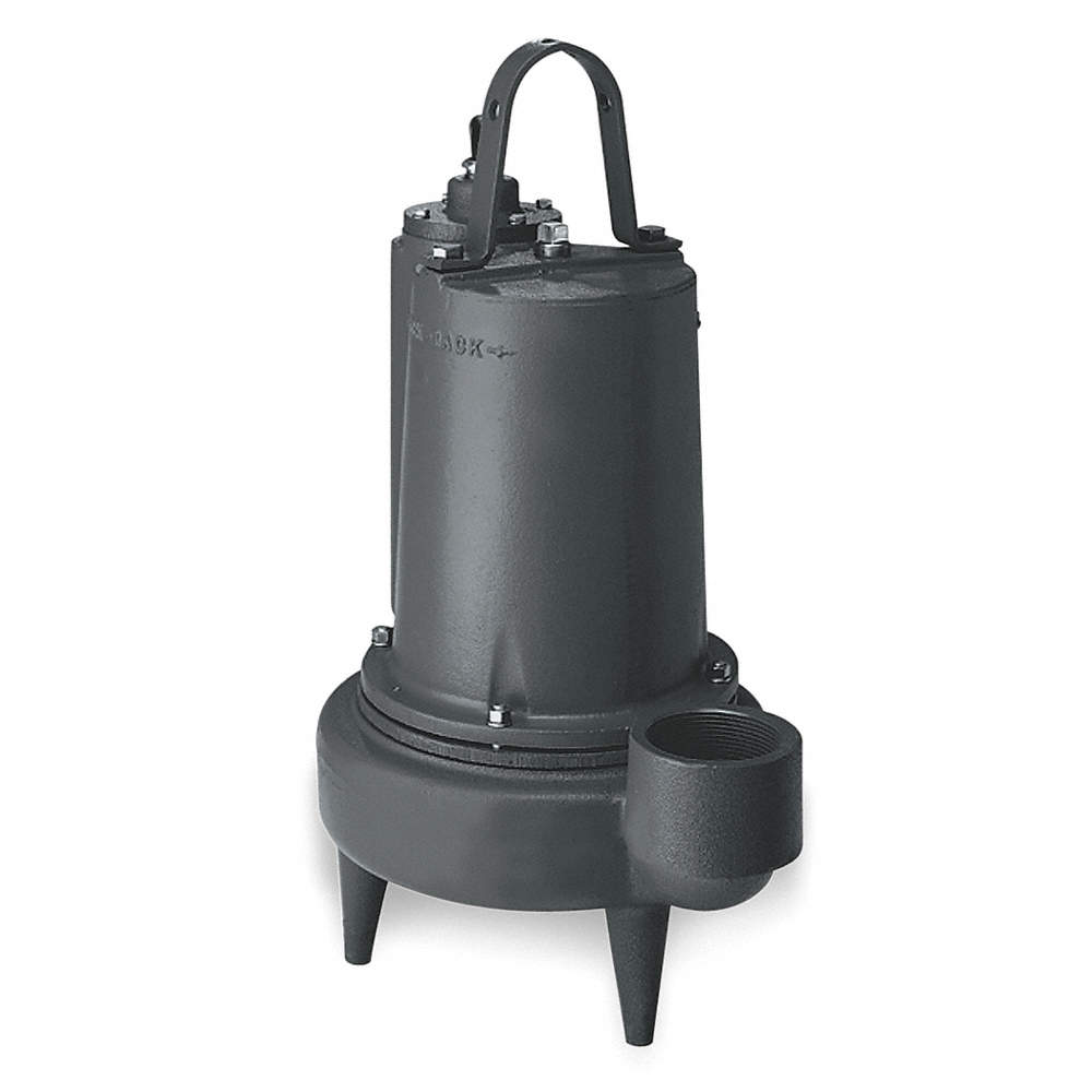 gpm phase hp with volts discharge single vertical seal large ft wide model sewage img se series p sump head pump angle npt mechanical automatic max barns float cord switch barnes