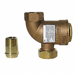 Steam Trap,125 psi,353F,3-5/32 In. L