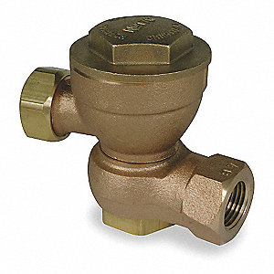 Steam Trap, 25 psi, 162,Max. Temp. 353°F