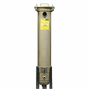 Cartridge Filter Housing, 304 Stainless Steel
