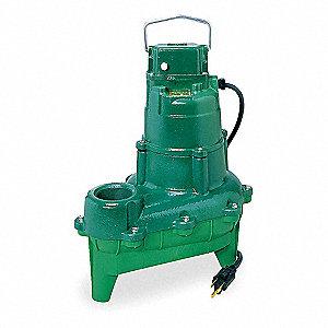 zoeller 4 10 hp manual submersible sewage pump, 115 voltage, 22 gpm Sewage Pump Basin Installation zoeller 4 10 hp manual submersible sewage pump, 115 voltage, 22 gpm of water @ 15 ft of head 4nw07 n264 grainger
