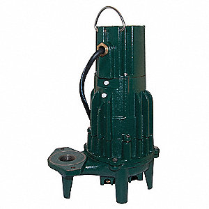 PUMP,EFFLUENT,2 HP
