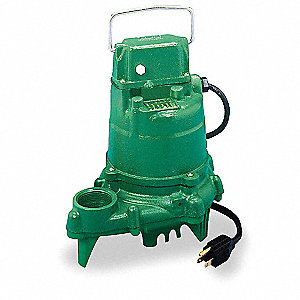 PUMP,EFFLUENT,3/10 HP