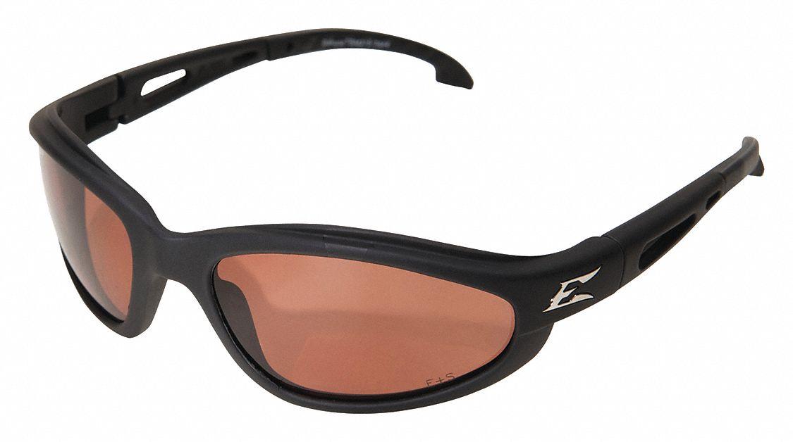 Eyeglass Frame Inventory Management : EDGE EYEWEAR Dakura Scratch-Resistant Polarized Safety ...