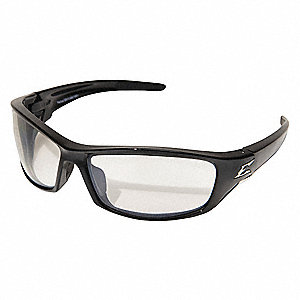 Reclus Scratch-Resistant Safety Glasses, Gray Lens Color
