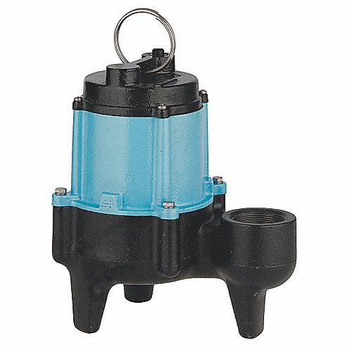 Little giant bomba agua sumergible man 1 2hp 1750 rpm - Bomba de agua sumergible ...