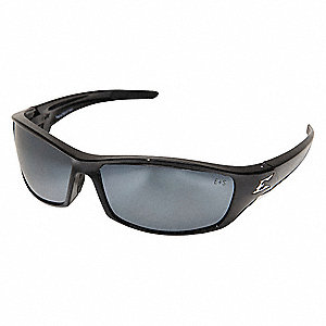 Reclus Scratch-Resistant Safety Glasses, Silver Mirror Lens Color