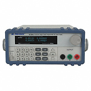Programmable DC Power Supply,0 to 32 VDC